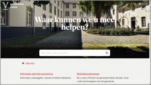 Thumbnail homepage Toptaken website gemeente Vaals | Toptaken website